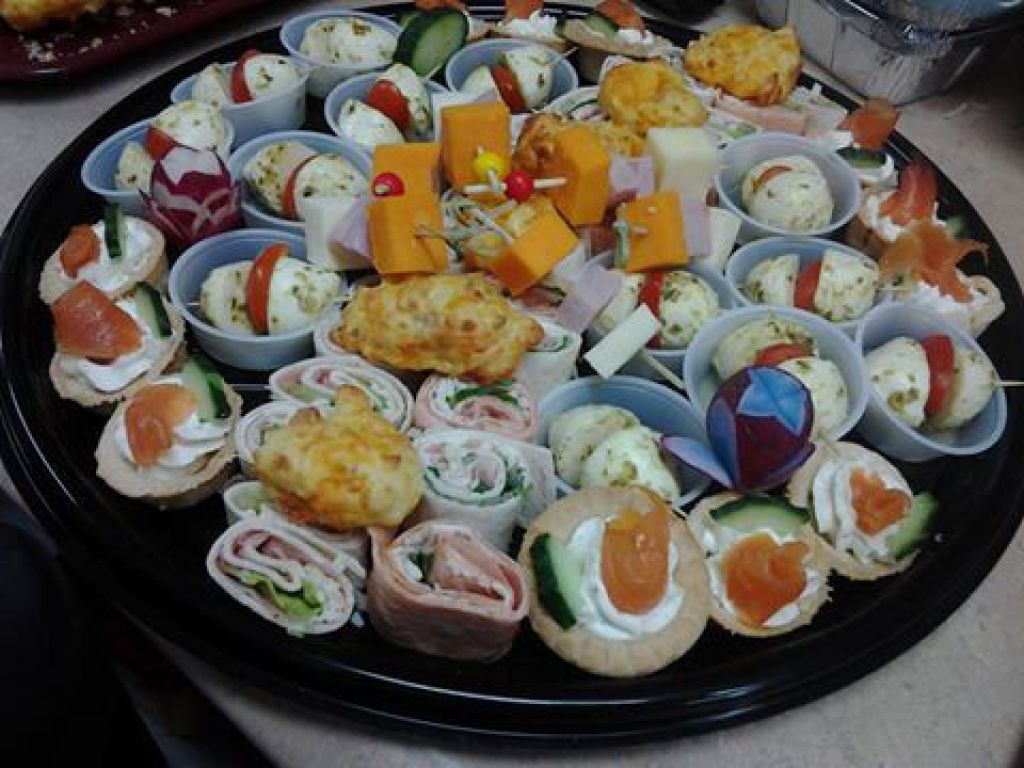 Tapaz fruits de mer